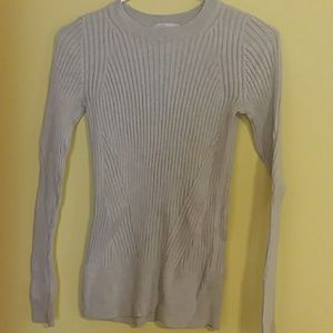 Junior long sleeve knitted sweater